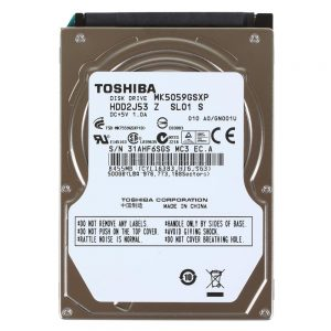 Disco duro 2.5 500gb toshiba