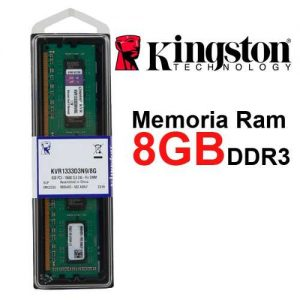 memoris ram kingston KVR1333D3N9-8G