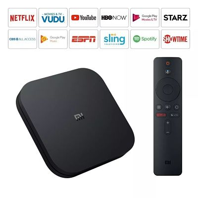 Xiaomi Mi Box S Android Tv 8.1