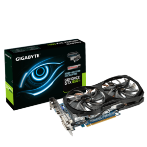 Tarjeta de Video Gigabyte Geforce GTX 650 Ti 2GB GDDR5