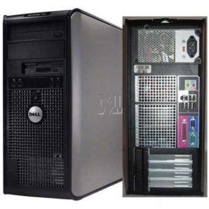 PC de escritorio Dell Optiplex 740