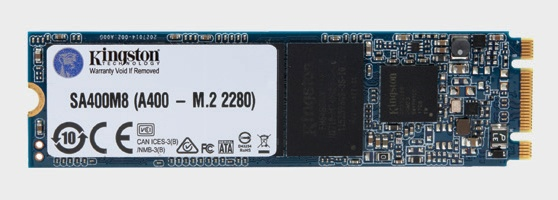 ssd m2 kingston a400 120gb