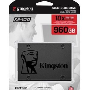 Unidad de Estado Solido Kingston A400 960Gb SSD