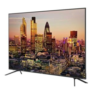 Smart TV Led Hisense de 75″ 4K UHD Roku TV