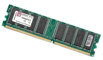 Memoria Ram Kingston DDR 256MB