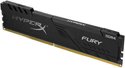 Memoria Ram Kingston Hyper Fury DDR4 8GB 2666MHZ
