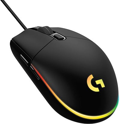 Mouse Gamer Logitech G203 RGB Lightsync