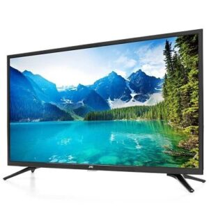 Smart TV Led JVC de 32″ HD + Soporte de Pared