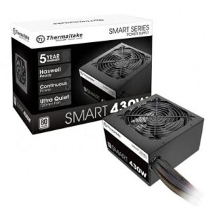 Fuente de Poder Thermaltake Smart 430W 80 Plus White
