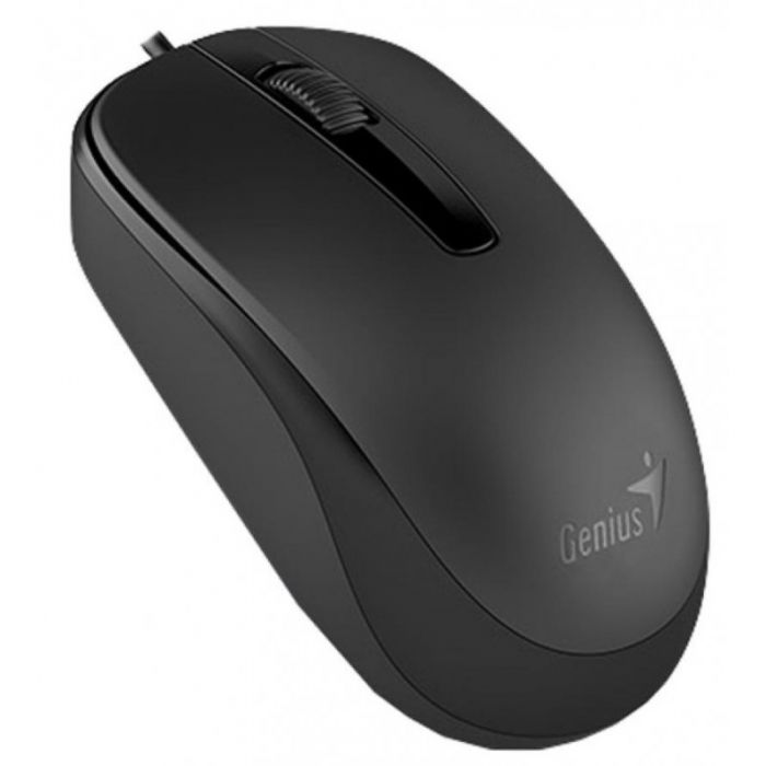 Mouse Usb Genius Negro