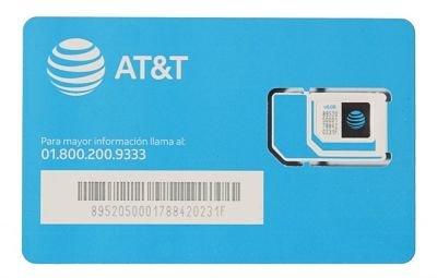 Chip AT&T de $100